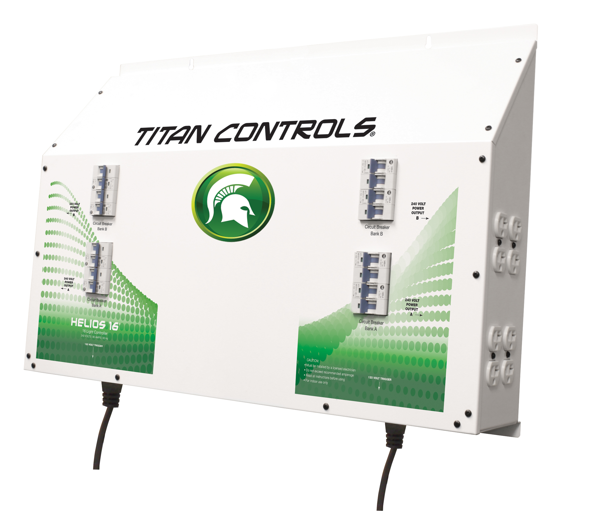Titan Controls Helios 16 Light 240v Controller With Dual Power Circuit Breaker Amp Wifi Use Part 702835 Download Image