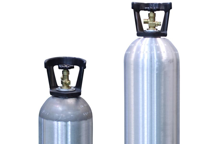 CO2 Tank Aluminum 50 lb